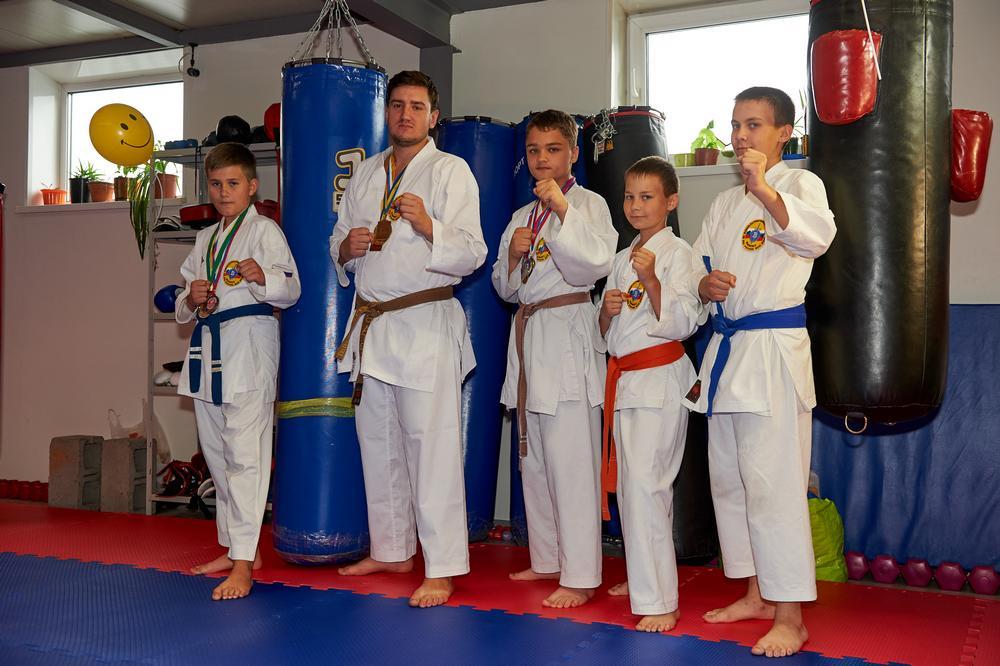 Занятия спортом в Техническом Центре «ВОЛИН»