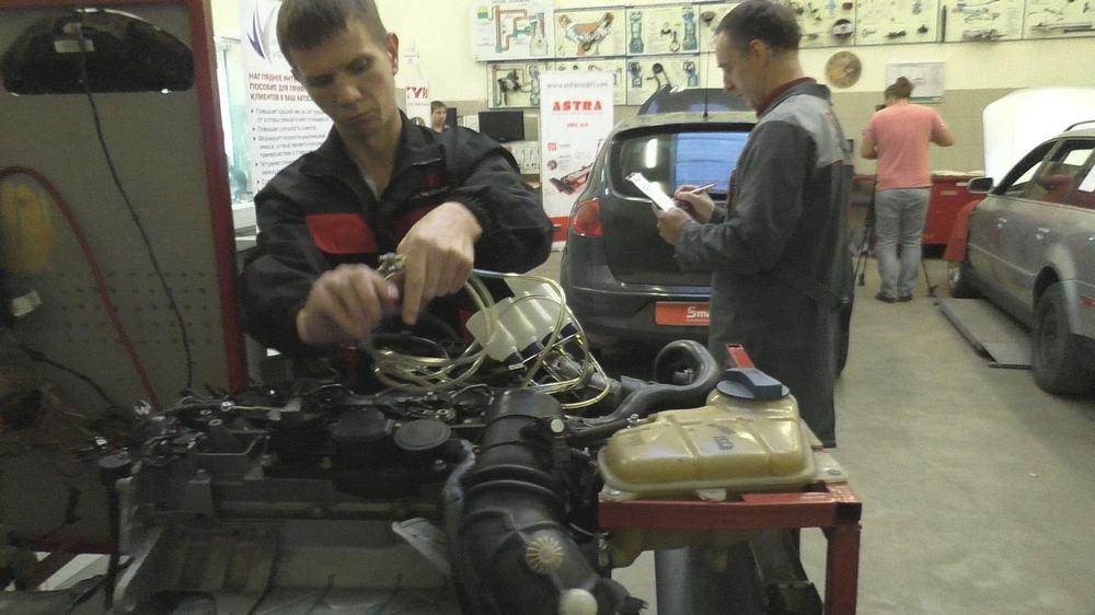 ТЦ «ВОЛИН» - победитель профессионального конкурса «Лучший автомеханик РФ - 2017»