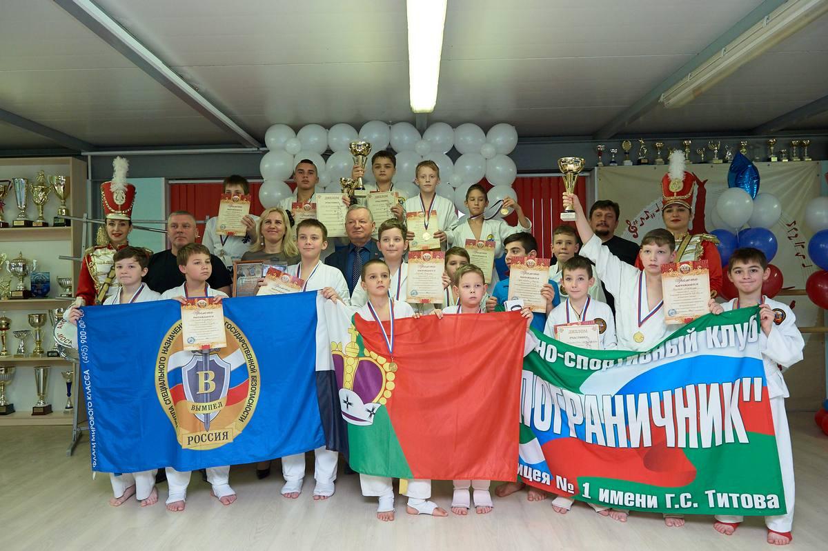 Развитие детского и подросткового спорта в Техническом Центре «ВОЛИН»