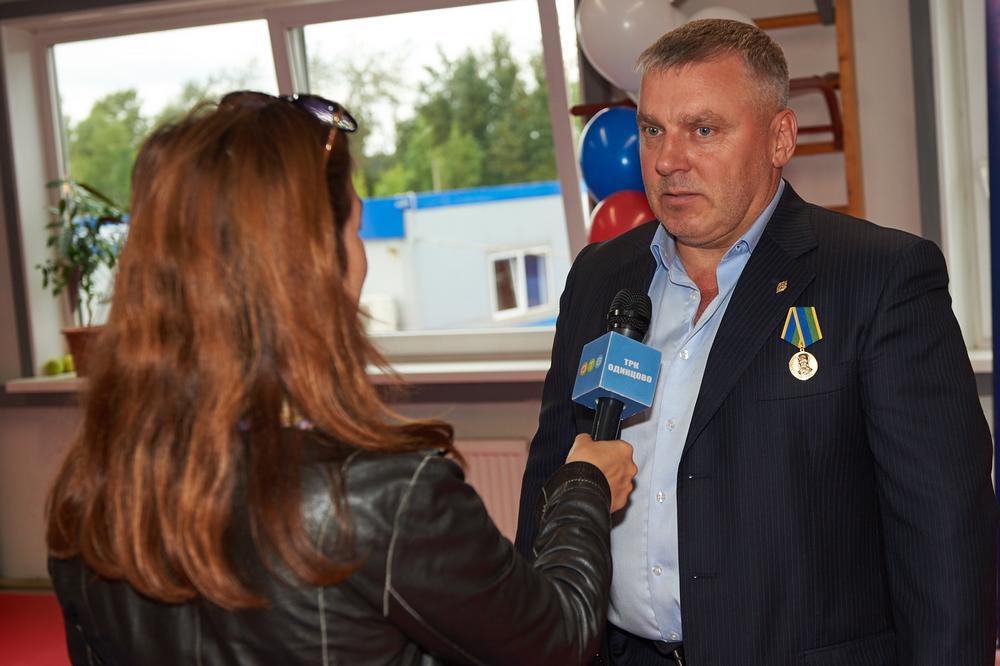 ткрытие нового зала спортивного клуба в ТЦ «ВОЛИН»