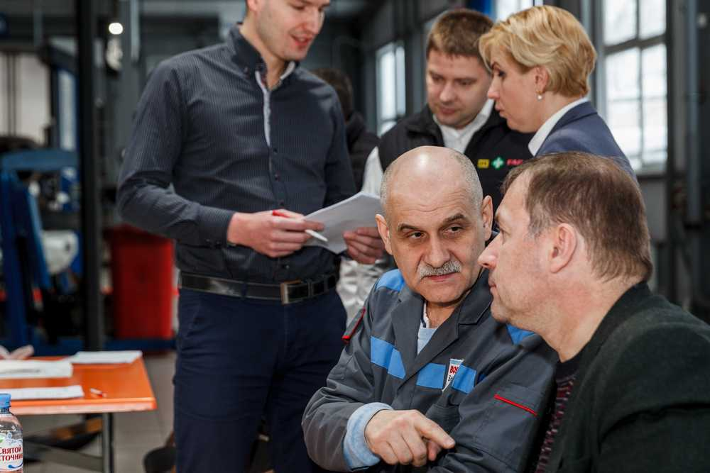 Состоялся конкурс мастерства – «Лучший автомеханик ТЦ ВОЛИН 2019 года»