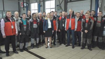 Открытое обращение коллектива ТЦ «ВОЛИН» к Президенту России