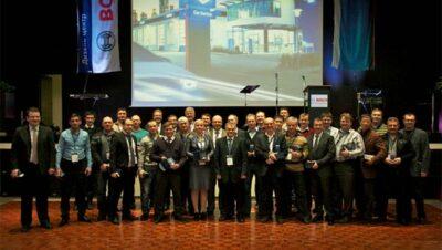 Технический Центр «ВОЛИН». Участие в 12 Конференции «Бош Сервис»
