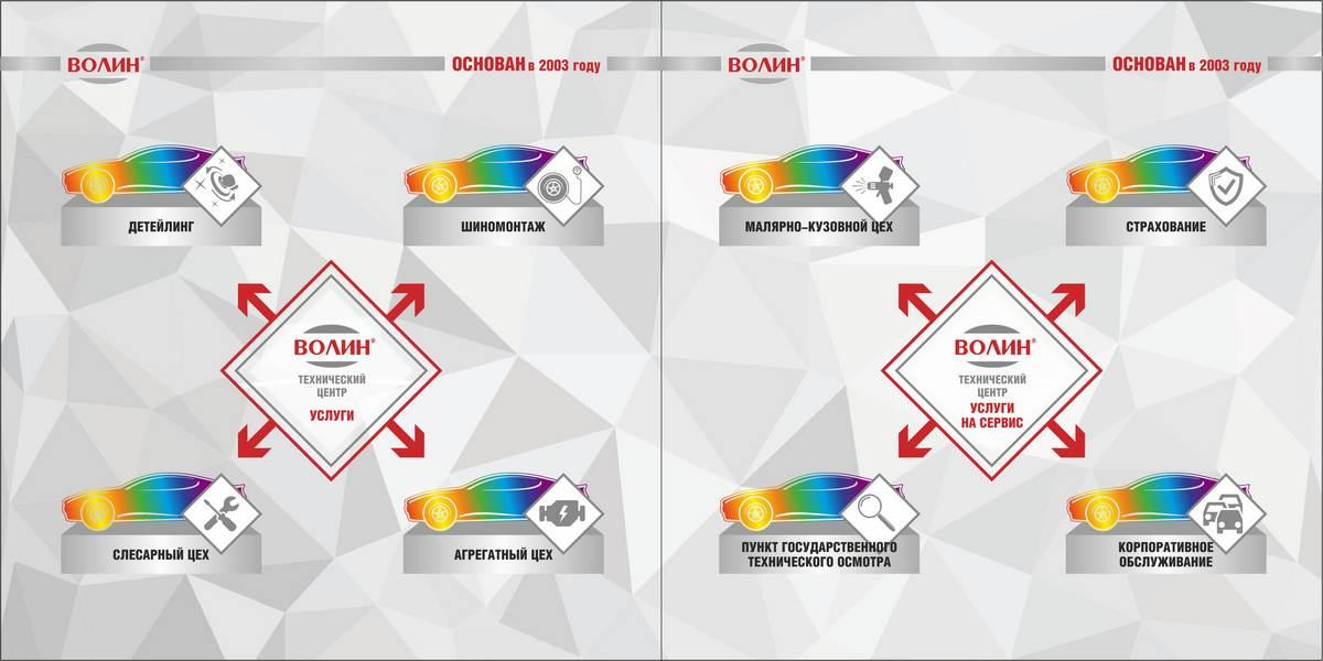 Каталог-презентация Технического Центра «ВОЛИН»