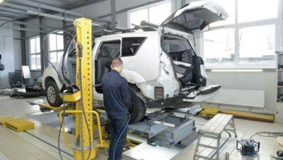 Стапельные работы в Техническом Центре «ВОЛИН»