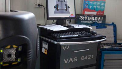 Технический Центр «ВОЛИН». Слесарный цех MAHA