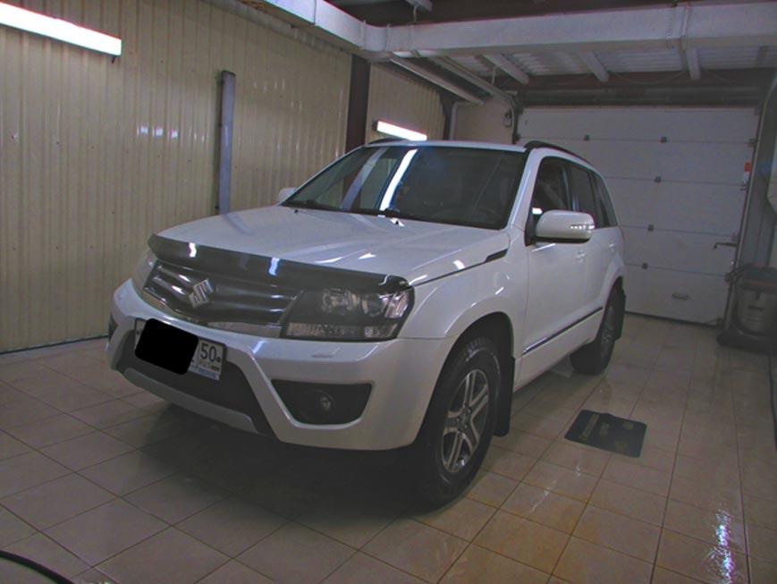 Нано-мойка автомобиля в Техническом Центре «ВОЛИН»
