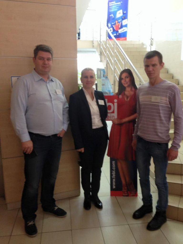 ТЦ «ВОЛИН» - призёр конкурса «Лучший автосервис febi 2016»!