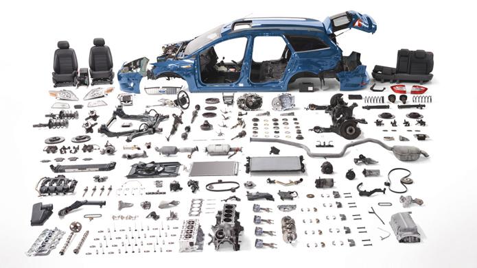 Распродажа автомобильных запчастей в Техническом Центре «ВОЛИН»