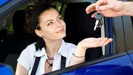 Роль автомобиля в жизни современной женщины