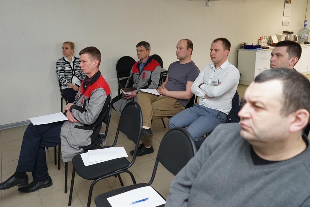 Калибровка датчиков в Техническом Центре «ВОЛИН»