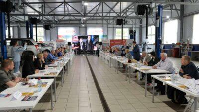 Кадры решают всё! Круглый стол по вопросам профобразования состоялся 15 мая 2019 года в ТЦ «ВОЛИН»