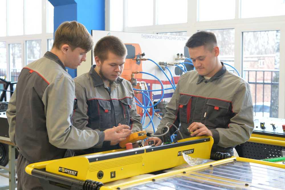 Руководство Технического Центра «ВОЛИН» приняло участие в конференции «Аспекты сотрудничества бизнеса и системы среднетехнического образования Московской области»