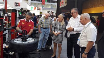 Международная выставка автозапчастей и постпродажного автосервиса в Германии, Франкфурт