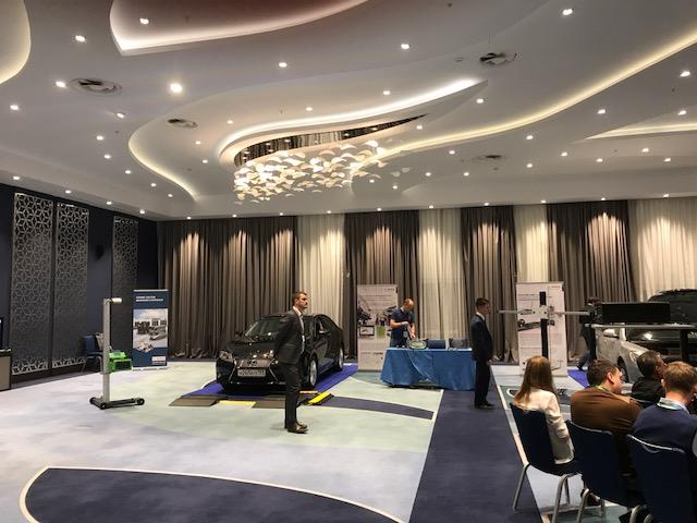 Технический Центр «Волин» принял участие в очередной конференции «Бош Авто Сервис»