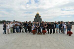 11 июля 2020 года при поддержке Технического центра «ВОЛИН» состоялся Мотопробег-2020
