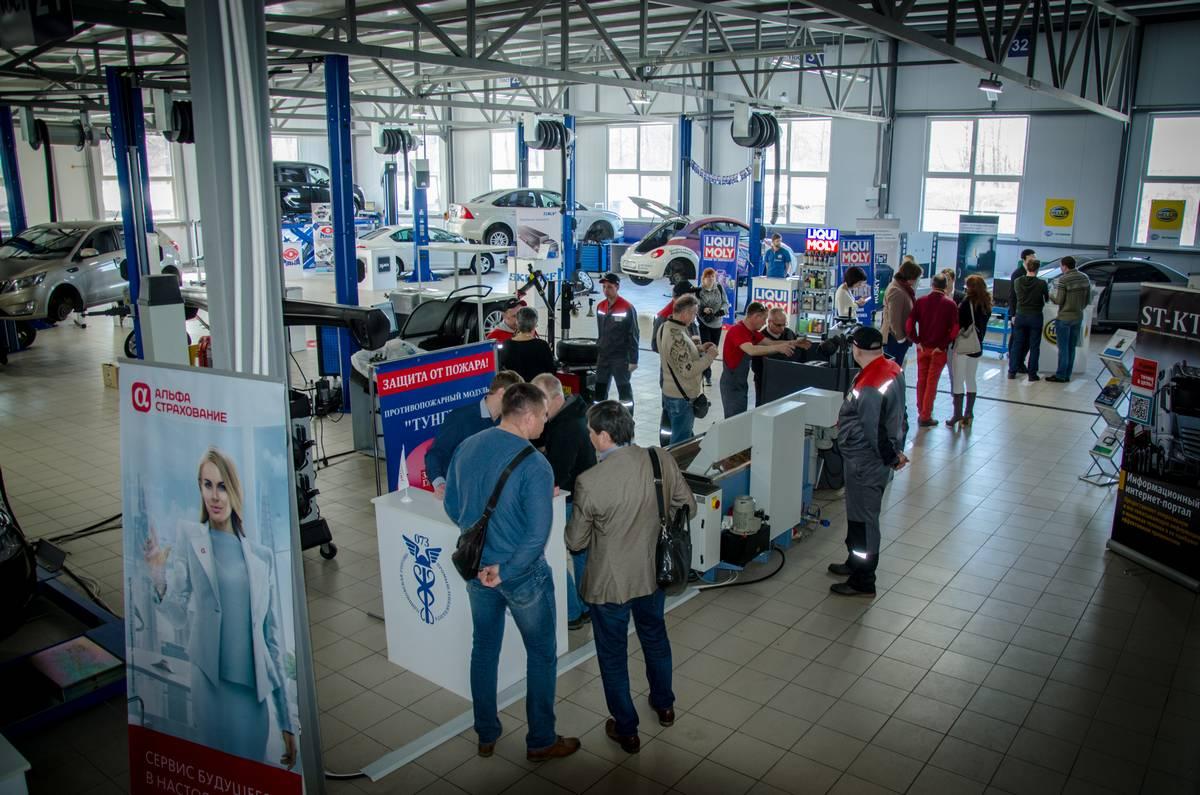 24 марта 2018 года в ТЦ «ВОЛИН» состоялось торжественное открытие нового агрегатного цеха и празднование 15-летнего юбилея компании