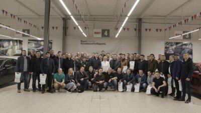 Дилерская конференция KochChemie в ТЦ «Волин»