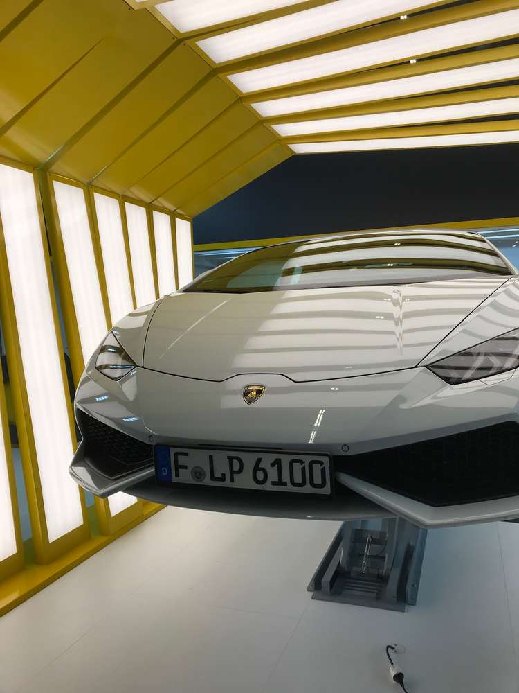 Международная выставка автозапчастей и постпродажного автосервиса в Германии, Франкфурт. Технический Центр «ВОЛИН»