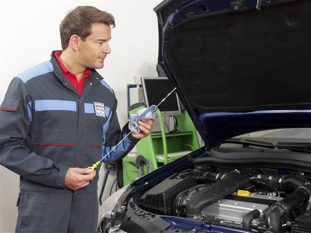 Бесплатные проверки при обслуживании автомобиля в слесарном и агрегатном цеху