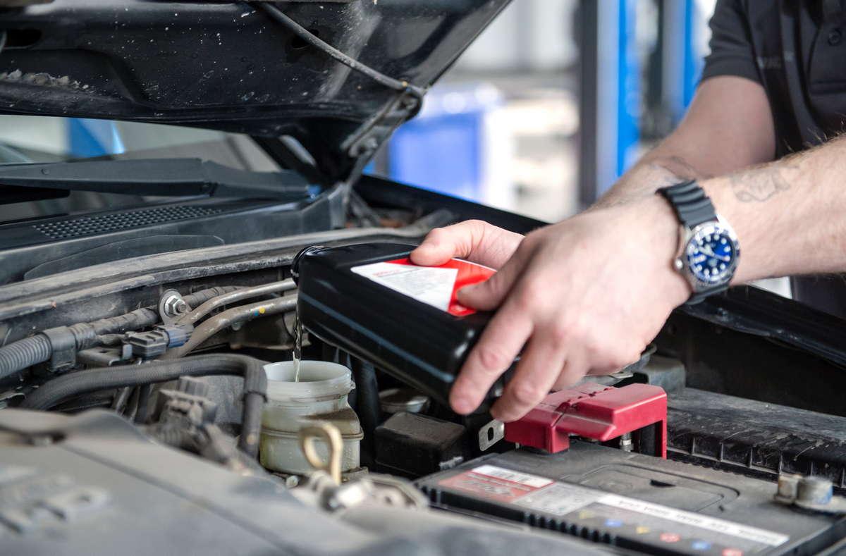 рис. 17. Поэтому проще менять жидкость согласно регламенту автопроизводителя: в нашем случае это 2 года или 30 тыс. км
