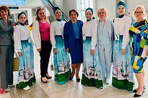 Лучшие предпринимательницы бизнес-сообщества Одинцовского городского округа представили Московскую область на «KAZANSUMMIT 2021»