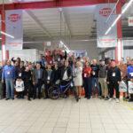 Праздник рабочих профессий в техническом центре «ВОЛИН»